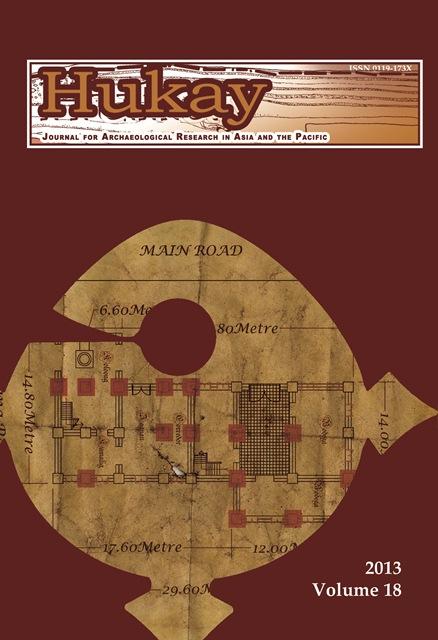 Hukay: Volume 18 (2013)